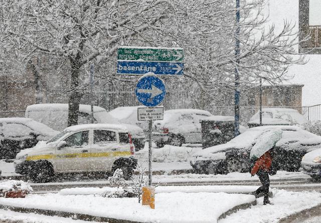 Photo of Torna la neve in Basilicata: da domani crollo delle temperature
