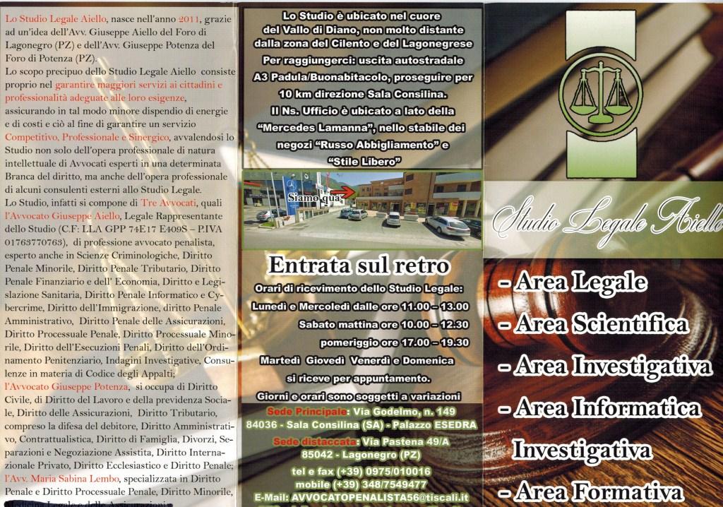 """Photo of Lo """"Studio Legale Aiello"""" offre ai suoi clienti un servizio qualificato"""