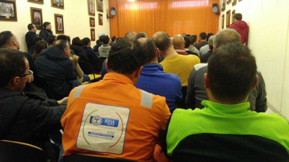 Photo of Indotto Eni, Femca Cisl: Maersk riassumerà 104 lavoratori Rina-Sis sui 123 attuali