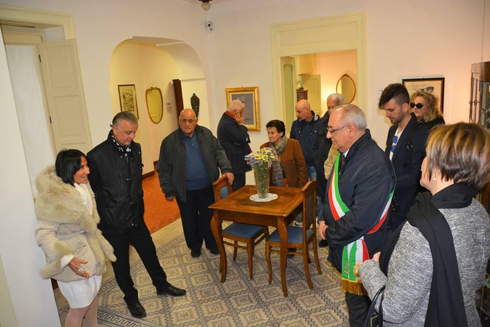 L Angolo Della Ceramica.Inaugurato A Moliterno Il Museo Della Ceramica Del 900