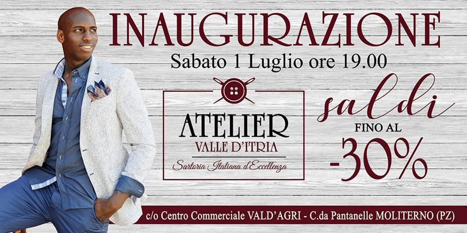 Photo of A Moliterno l'inaugurazione dell'Atelier Valle d'Itria