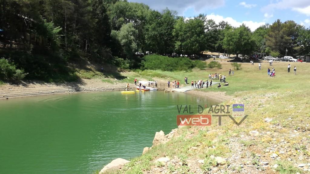 """Photo of Lago Pertusillo """"adventure park"""" a Spinoso"""