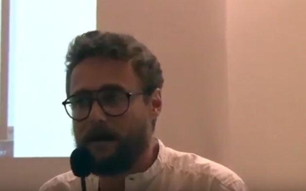 """Photo of Pinuccio di Striscia la Notizia: """"E' impressionante il silenzio dei lucani sul disatro ambientale"""""""