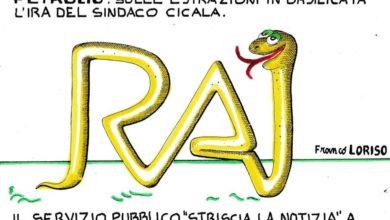 """Photo of I No Tav scrivono alla Vigilanza Rai: lasciata mano libera a ENI, sulla trasmissione """"Petrolio"""" in Val d'Agri!"""