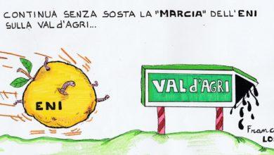 """Photo of VIS o non VIS, continua la """"marcia"""" dell'E.n.i. alla conquista della Val d'Agri!"""