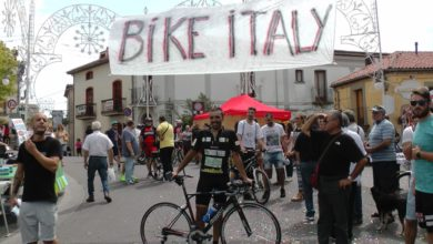 "Photo of Primo teaser trailer del documentario ""Bikeitaly"" sul viaggio di Nicol Ielpo"