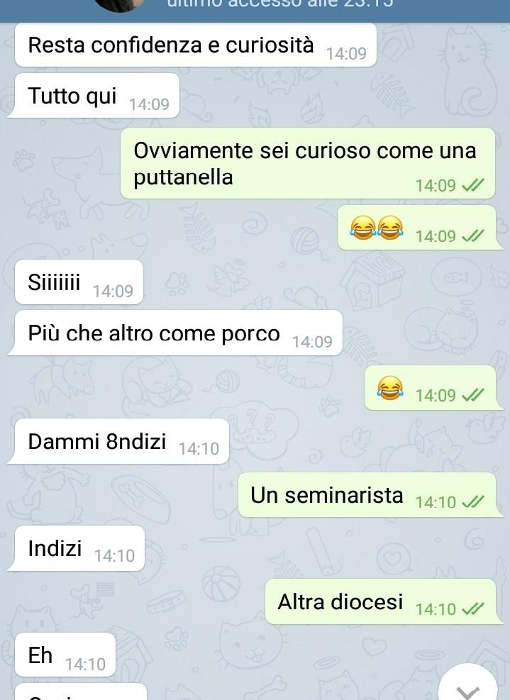 chat incontri sessuali incontri italia