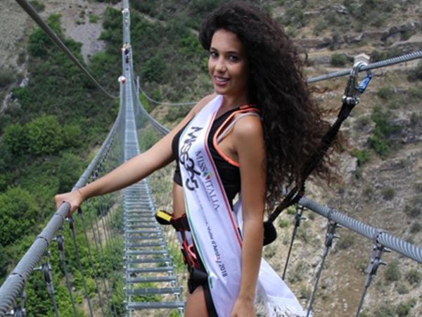 Manuela matera alla scoperta del ponte tibetano a sasso di for Gradini del ponte curvi