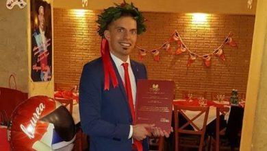 Photo of Antonio Brienza si racconta: dal premio Pegaso Award alla laurea con 110 e lode