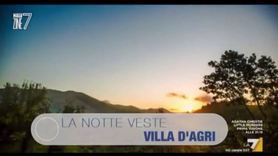 Photo of Alta moda, fascino e cultura a Villa d'Agri: servizio video di LA7