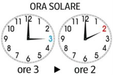 Photo of Si ritorna all'ora solare con le lancette indietro di 1 ora. Sarà l'ultima volta?