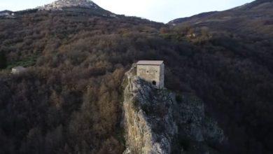 """Photo of La Chiesa di """"Santa Maria la Preta"""" raccontata in queste spettacolari immagini dall'alto"""