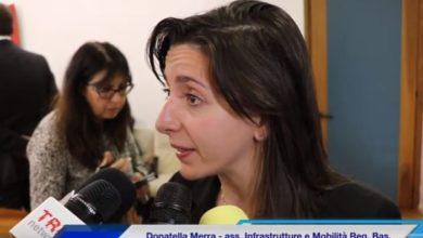 Photo of Lunedì 7 ottobre conferenza stampa dell'assessore Merra