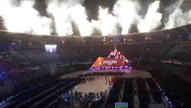 Photo of [ Video ] – Universiade 2019 a Napoli, la festa dello sport in una splendida cerimonia inaugurale