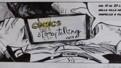 """Photo of Il fumetto per raccontare la Val d'Agri, al via a Viggiano l'evento """"Comics Storytelling"""""""