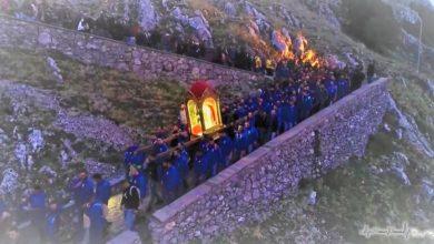 Photo of Sui passi della Madonna Nera di Viggiano, le splendide immagini riprese da un drone (IL VIDEO)