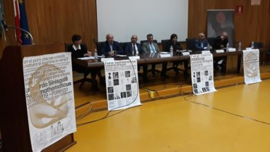 """Photo of Presentato a Potenza il """"Furor Mathematicus"""" di Sinisgalli"""