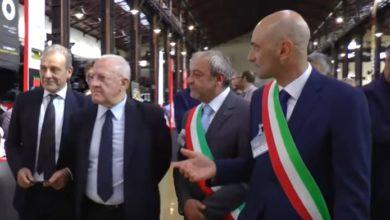 Photo of [VIDEO] – Eruzioni del Gusto, a Napoli anche l'olio d'oliva di Aliano ed il canestrato di Moliterno