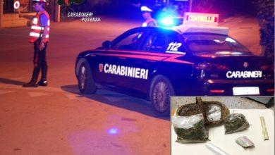 Photo of Sorpreso con 325 grammi di marijuana in casa. Arrestato dai Carabinieri.