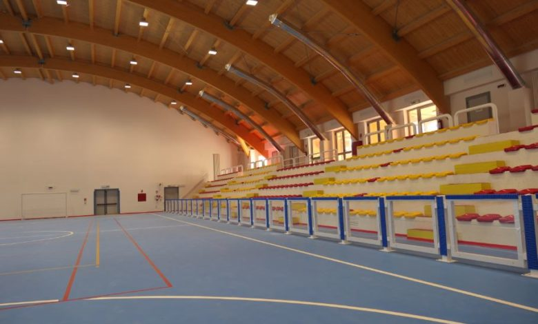 Photo of Il 18 ottobre inaugurazione del PalaVejanum, il nuovo palazzetto dello sport di Viggiano