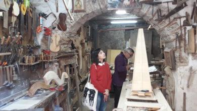 Photo of Prosegue la residenza artistica Comics Storytelling, in Val d'Agri l'artista Marta Baroni