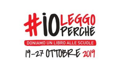 Photo of IO LEGGO PERCHE'. Da sabato 19 a domenica 27 ottobre si dona!