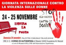 Photo of Giornata mondiale contro la violenza sulle donne: il 24 e 25 novembre a Viggiano