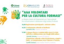 """Photo of """"AAA Volontari per la cultura formasi"""", il 3 dicembre a Grumento Nova"""