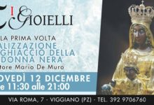 Photo of La Madonna di Viggiano diventa una scultura di ghiaccio. Scopri dove