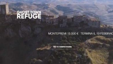 """Photo of """"Una dimora a Craco"""", lanciato il concorso Ghost Town Refuge"""