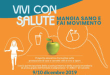 "Photo of ASD Kamasport a Calvello: ""vivi con salute: mangia sano e fai movimento"""
