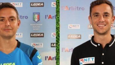 Photo of I fratelli Robilotta insieme per la partita di Serie B Crotone – Spezia