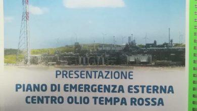 Photo of Presentazione Piano Emergenza Esterna centro olio Tempa Rossa