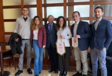 Photo of Il rappresentante distrettuale Alessandra Siciliani in visita al Rotaract Club Val d'Agri