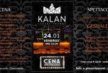 """Photo of Il """"Kalan Luxury Lounge"""" di Villa D'Agri lancia la prima edizione de """"La Cena Spettacolo"""""""