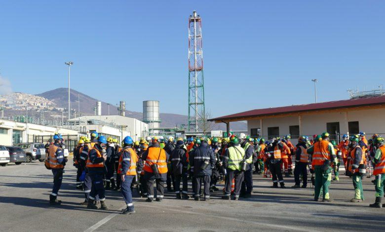 Photo of Simulazione incidente rilevante presso Centro Olio Val D'Agri [VIDEO]