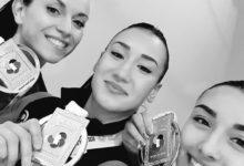 Photo of La lucana Terryana D'Onofrio conquista l'oro a squadre nel karate a Dubai