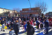 """Photo of """"Pavimentales-Carnevale"""", evento dei bambini della scuola dell'infanzia di Marsicovetere"""