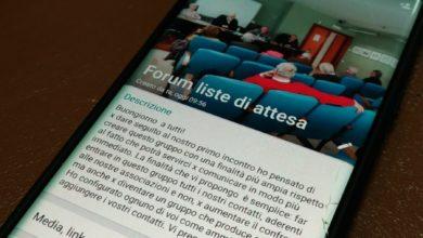Photo of WhatsApp e liste di attesa: prime iniziative dal forum permanente associazioni e utenti