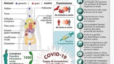 Photo of Coronavirus, protocollo di prevenzione: inviate ai medici di medicina generale le schede dei pazienti con sintomi sospetti
