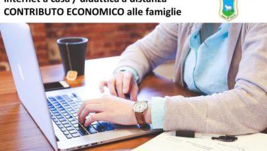 Photo of Il Comune di Calvello vicina alle famiglia e agli studenti con un contributo economico