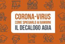 Photo of Coronavirus, come spiegarlo ai bambini: il decalogo del Garante dell'Infanzia