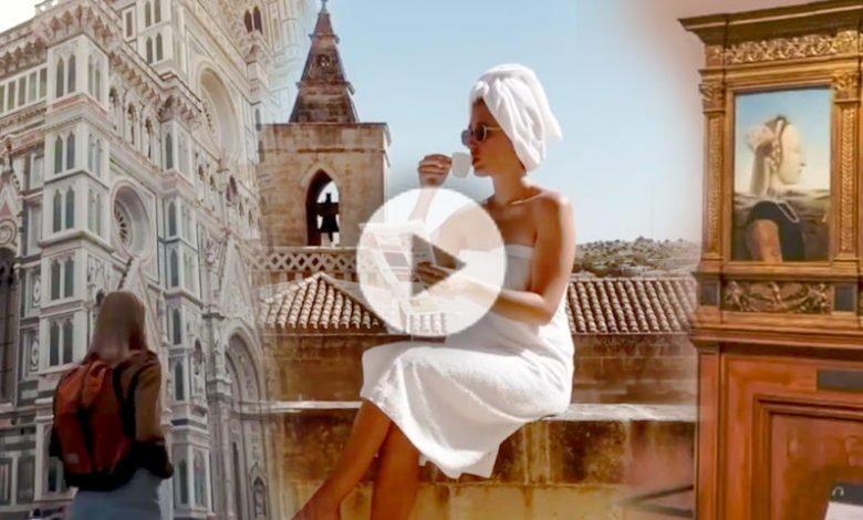 """Photo of """"Italia, bellezza da condividere"""": l'unico virus è la bellezza"""