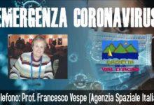 """Photo of Covid-19, intervista al Prof. Francesco Vespe: """"picco contagi in Basilicata non prima di metà aprile"""""""