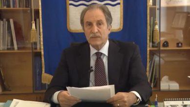 Photo of Emergenza Covid, il Presidente Bardi ha emanato l'ordinanza n. 28