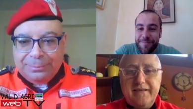 Photo of Covid-19: interviste a De Martino, anestetista, eTato Azzato, Corpo Soccorso Emergency