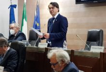 Photo of Il consiglio Regionale si riunisce nuovamente in Aula. Il discorso del Presidente Cicala