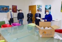Photo of L'azienda Catapano Srl dona 200 mascherine ai pazienti psichiatrici dell'Asp