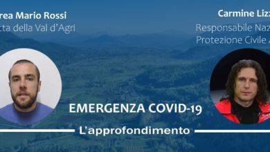 Photo of Emergenza Covid-19: Intervista al Responsabile Nazionale Anpas Carmine Lizza