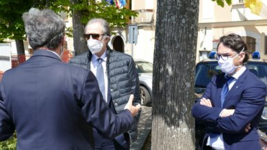 Photo of Intervista al Presidente Vito Bardi su nuova ordinanza e Val d'Agri